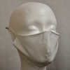 Handmade Mask - White - Beyond Masks