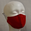 Handmade Mask - Red - Beyond Masks