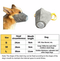 Dog Respirator Face Mask - Beyond Masks
