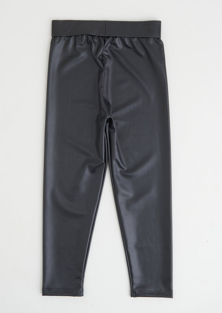 Eloise Leather Look Legging