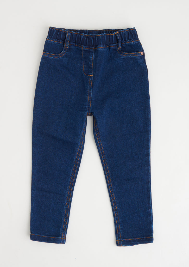 Alice Dark Wash Denim Jegging