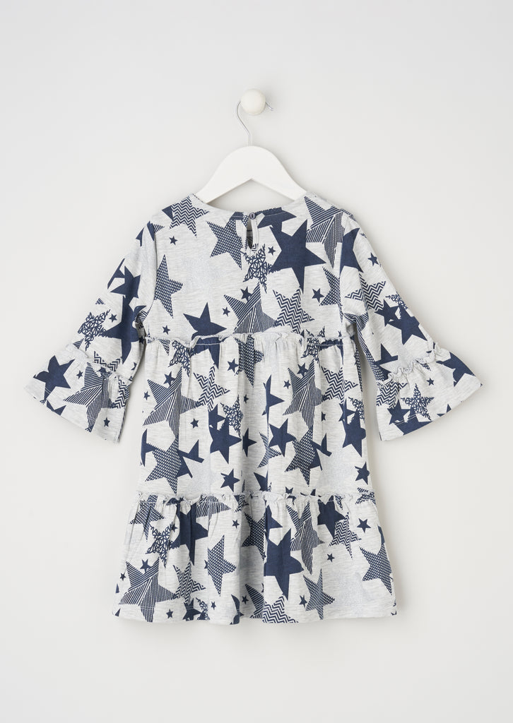 Skye Tiered Star Dress