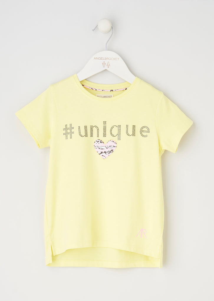 Nina Lemon Heart T Shirt