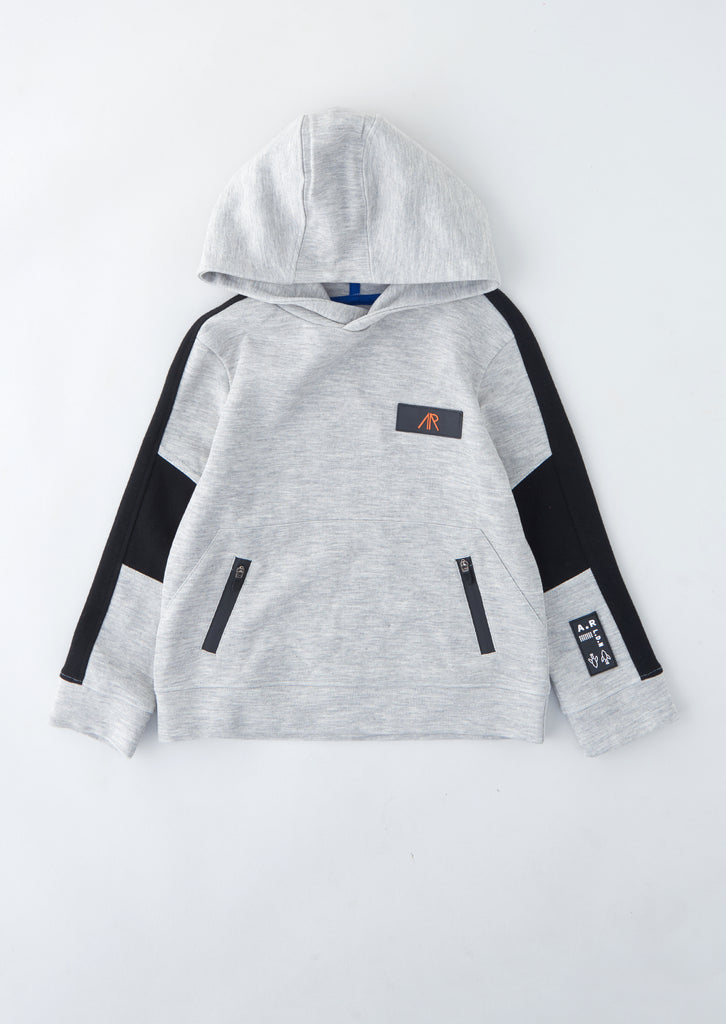 Kobe Sporty Side Stripe Hoody