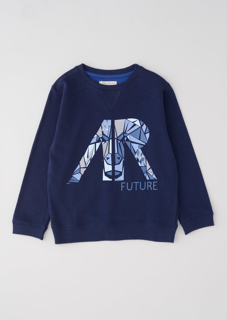 Theo Graphic Sweat