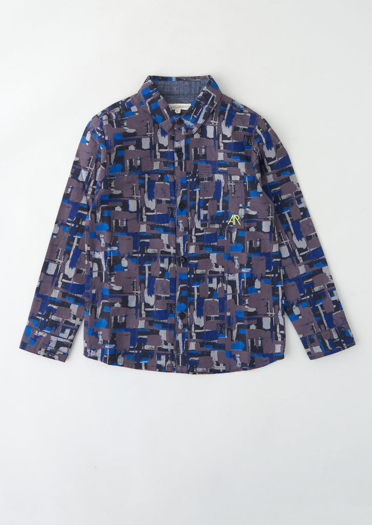 Sam Printed Shirt