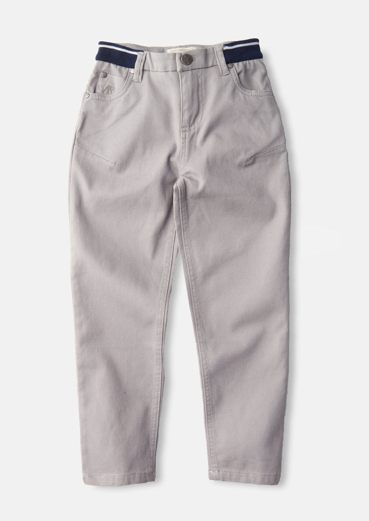 Connor Smart Silver Trouser