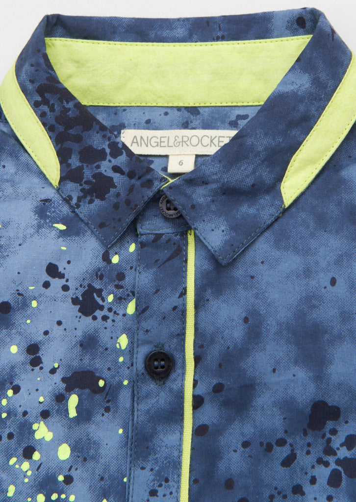 Fraser Paint Splat Shirt
