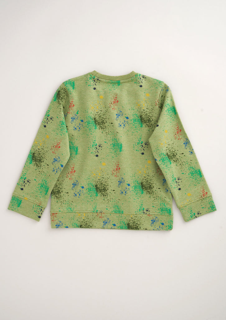 Rex Paint Splat Top