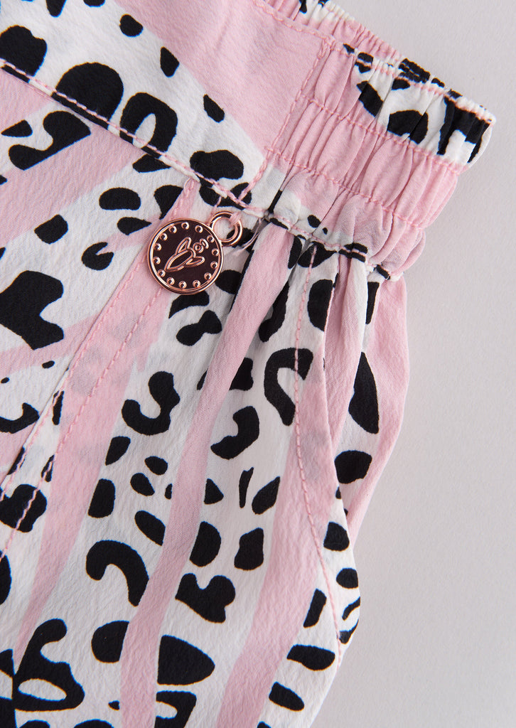 Chloe Animal Cargo Trouser