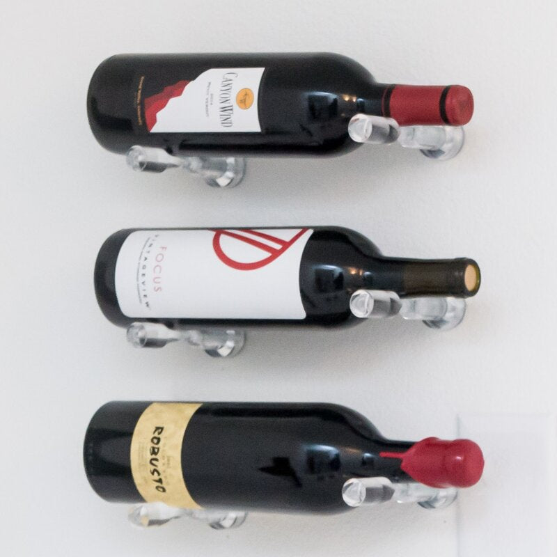 Vino Pin Metal Wine Peg (1 bottle)