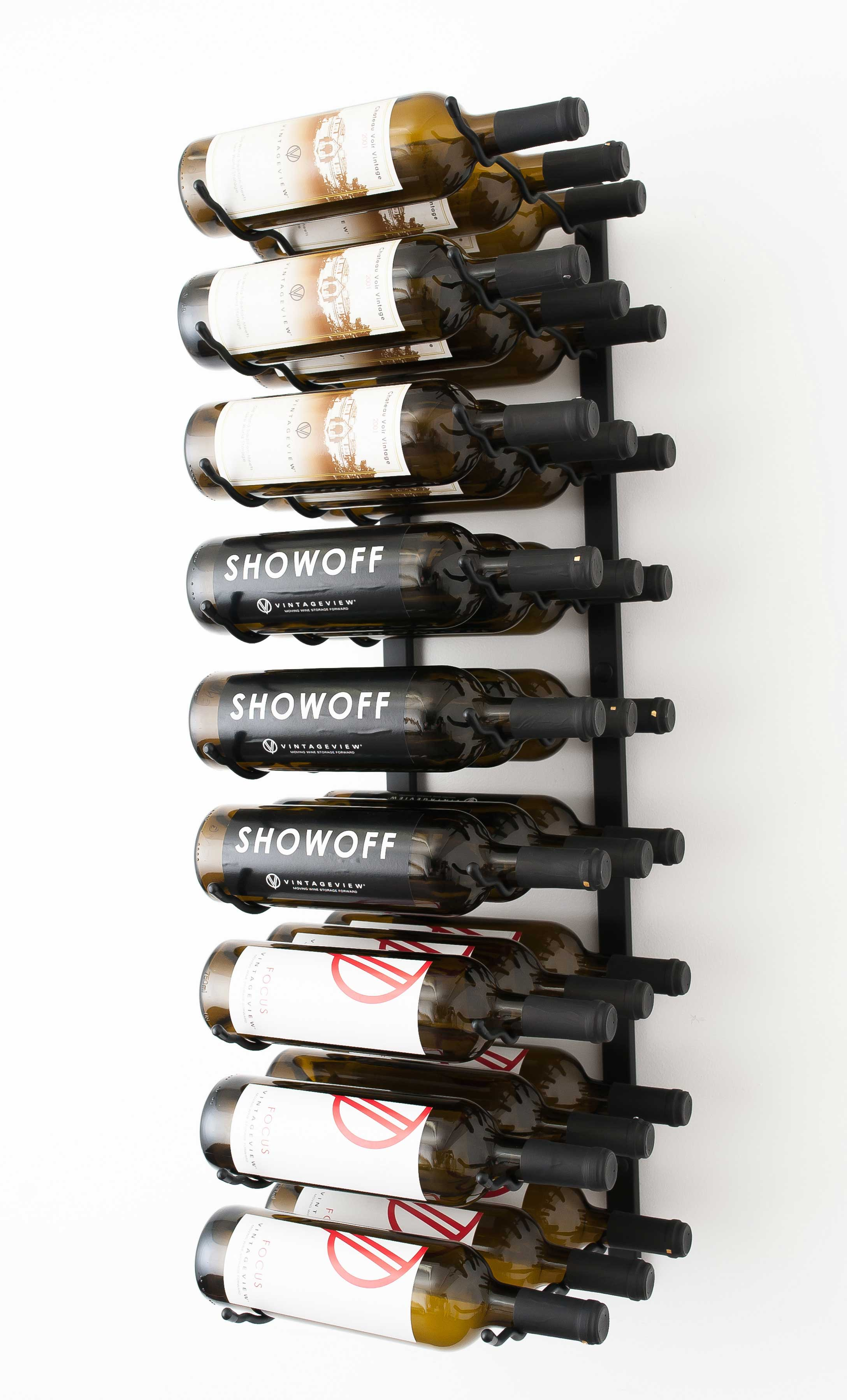 27 Bottle Rack