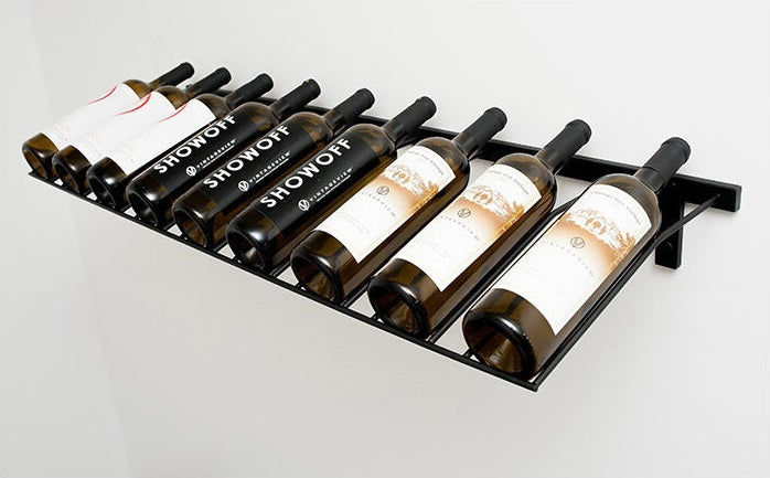 9 Bottle Presentation Rack