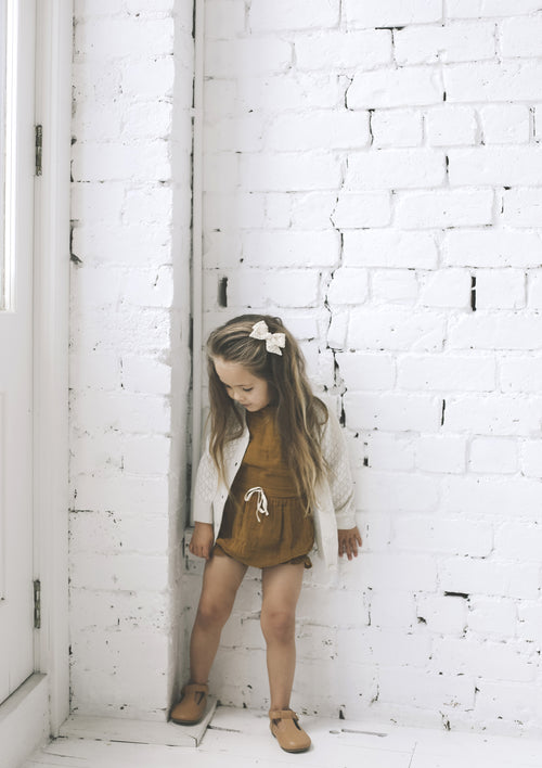 Jamie Kay - Evie Playsuit Golden