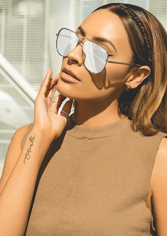QUAY SUNGLASSES - MODSTAR GOLD