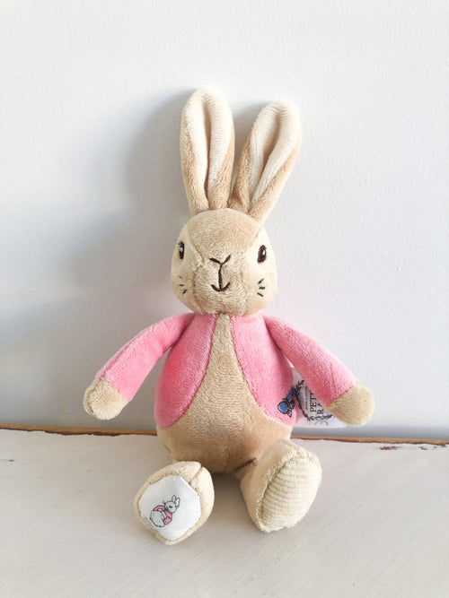 Peter Rabbit - Soft Baby Rattle