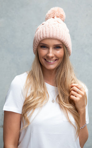 Holly Beanie - Taffy