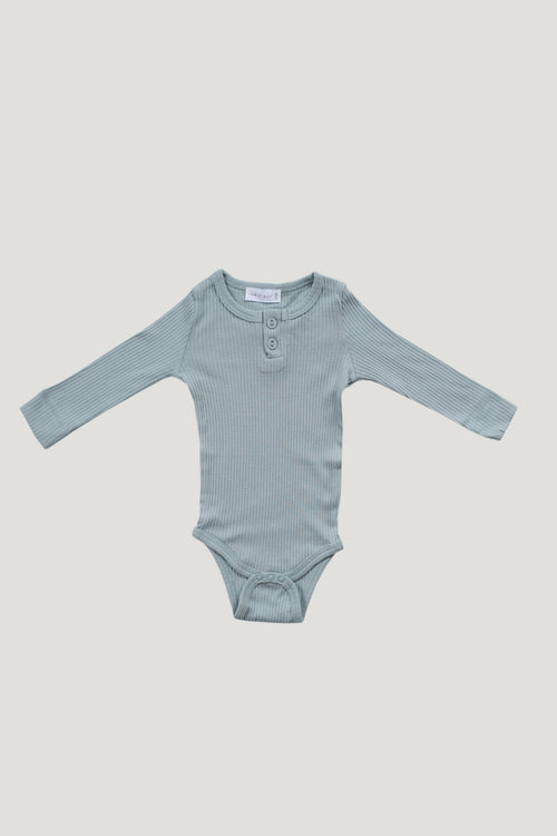 Original Cotton Modal Bodysuit - Ether