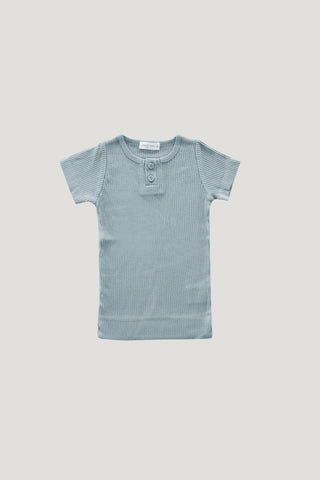 Slub Cotton Eden Top - Clay
