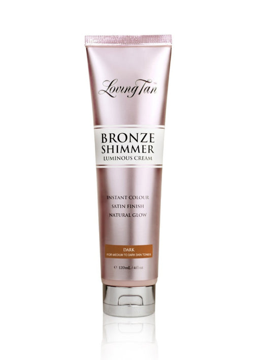 Loving Tan | Bronze Shimmer Luminous Cream - Dark | Pagan Marie Boutique