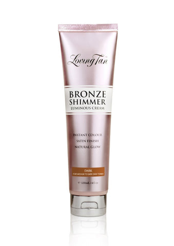 BRONZE SHIMMER LUMINOUS CREAM- ULTRA DARK
