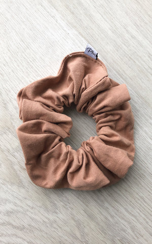 Cotton Scrunchie - Taffy