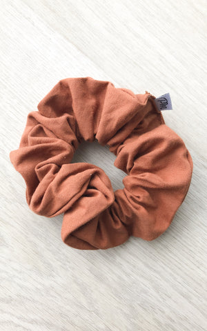 Cotton Scrunchie - Iris
