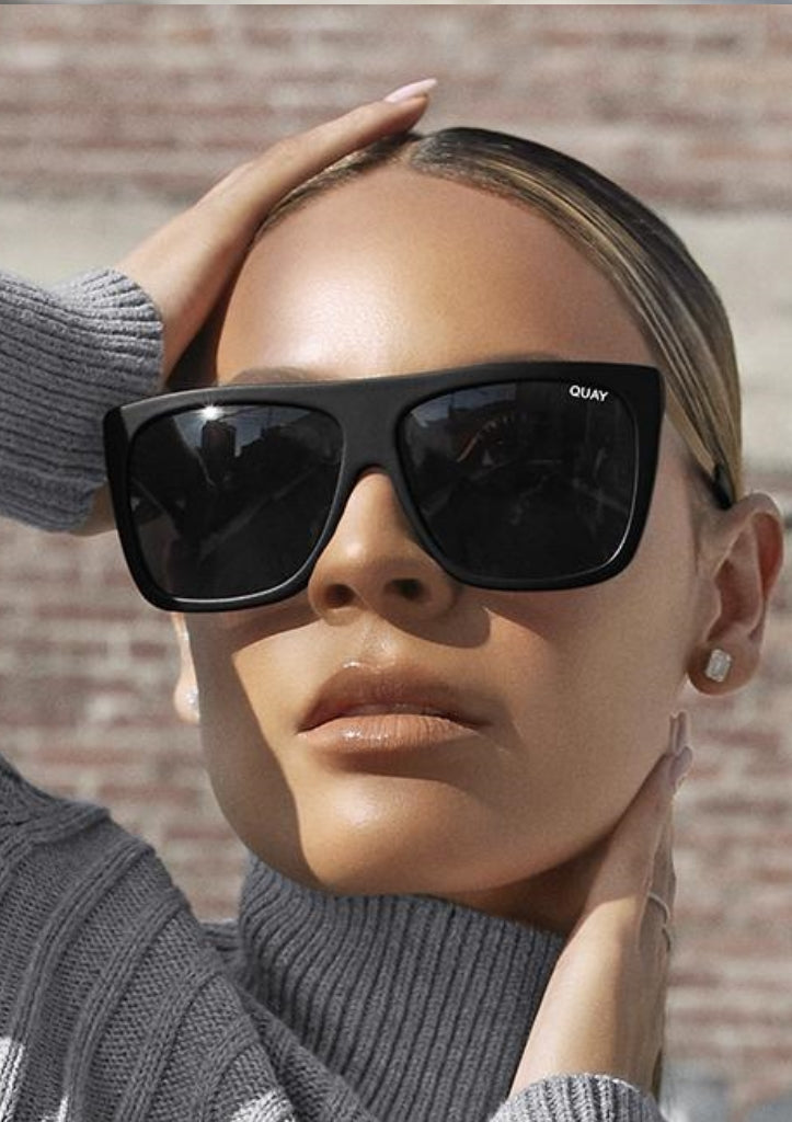 4be1792b140 QUAY X DESI SUNGLASSES - ON THE LOW – Pagan Marie Boutique