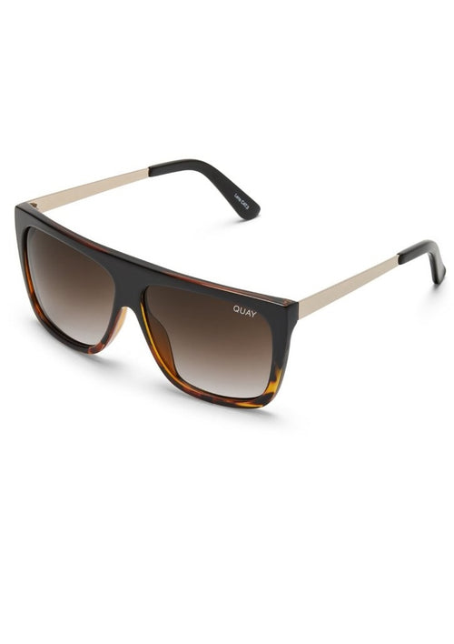 QUAY SUNGLASSES - ON THE LOW II TORT