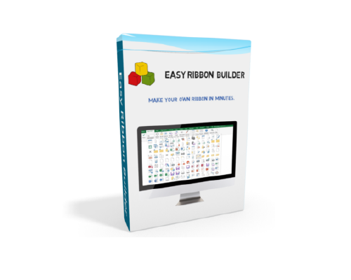 Easy Ribbon Builder - Excel Professional for Windows - English