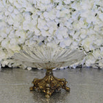 Candy Holder Antique Crystal