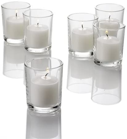 Votives Clear 3""