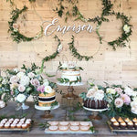 Dessert Table Décor