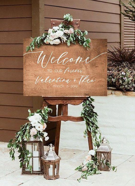 Welcome Décor
