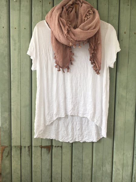 Cotton T Plain