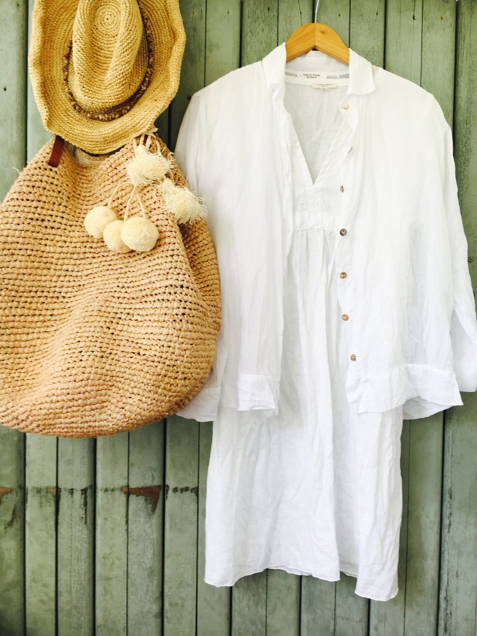 Spring collection, natural fabrics, bamboo, linen, cotton, spring dresses, relaxed wear,