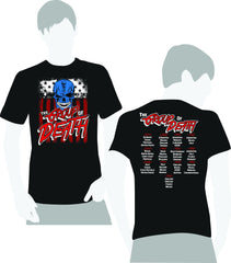 Group of Death Concert T-Shirt