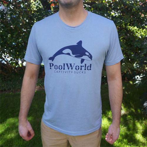 Pool World Orca T-Shirt
