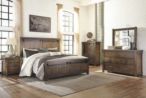 Lakeleigh Queen Bedroom Set - Katy Furniture