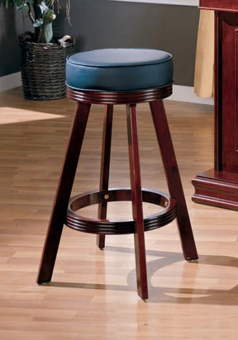 Cherry Bar Stool - Katy Furniture
