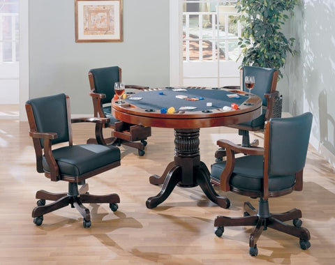 Mitchell Game Table w/ 4 Chairs