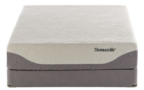 "Thomasville Queen 10"" Supreme Latex Mattress - Katy Furniture"
