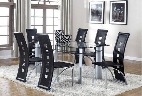 Echo Table W 4 Chairs