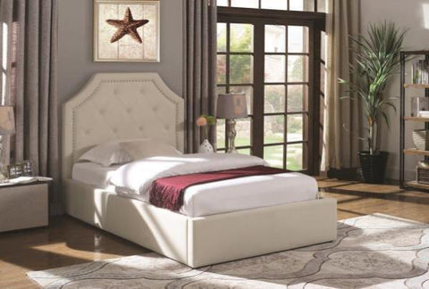 Hermosa Twin Tufted Bed