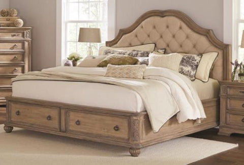 Ilana King Storage Bed