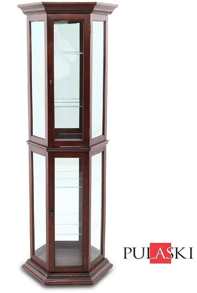 Petite Display Cabinet - Katy Furniture