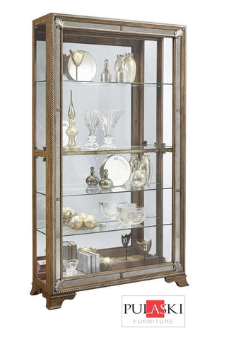 Karissa Display Cabinet - Katy Furniture