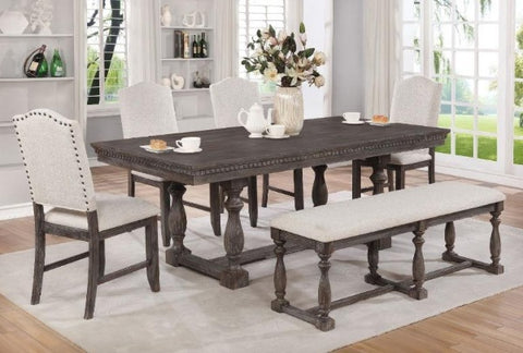 Marlene Regular Height Table w/ 4 chairs