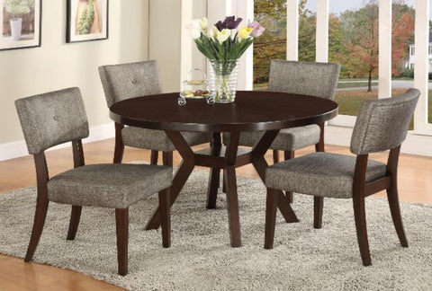 Kayla Table W/4 Chairs