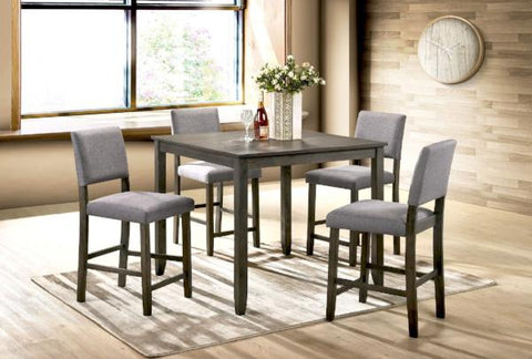 Derrick Table W/ 4 Chairs